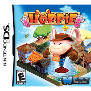 Hoppie Nintendo DS game box art image pic