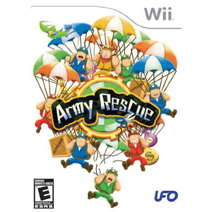 ARMY RESCUE - WII GAME