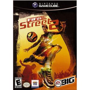 Fifa Street 2 - Gamecube Game