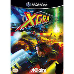 XGRA Extreme G Racing Association - Gamecube Game