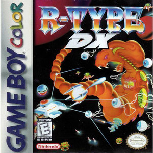 R-Type DX - Game Boy Color Game