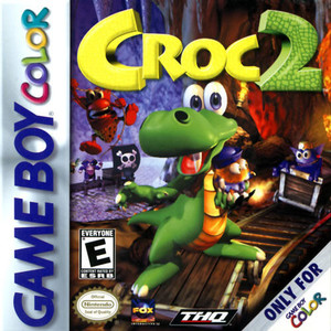 Croc 2 - Game Boy Color Game