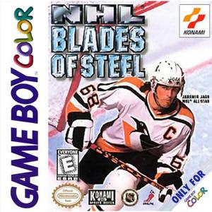 NHL Blades Of Steel - Game Boy Color Game