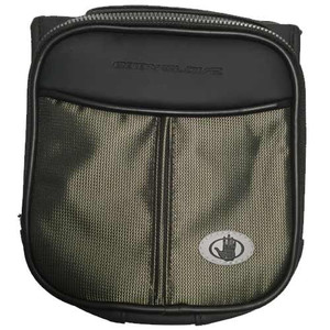 Body Glove Game Disc Case Grey Holds 32 Discs gold