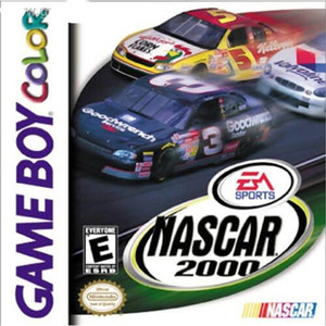Nascar 2000 - Game Boy Color Game