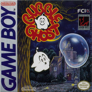Bubble Ghost - Game Boy Game