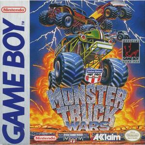Monster Truck Wars - Game Boy Game
