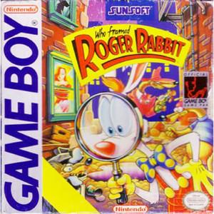 Who Framed Roger Rabbit - Game Boy Game