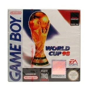 World Cup 98 - Game Boy Game