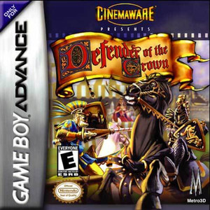 Defender of the Crown - Game Boy Advance Game