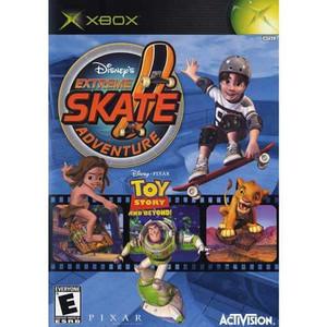 Extreme Skate Adventure - Xbox Game