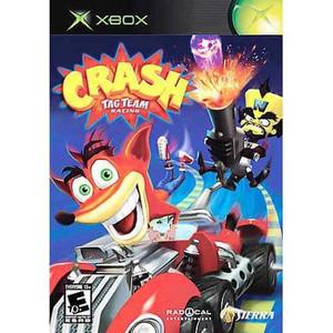 Crash Tag Team Racing - Xbox Game