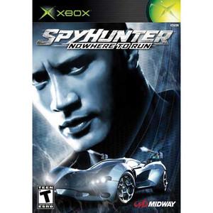 Spy Hunter Nowhere to Run - Xbox Game