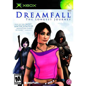 Dreamfall The Longest Journey - Xbox Game