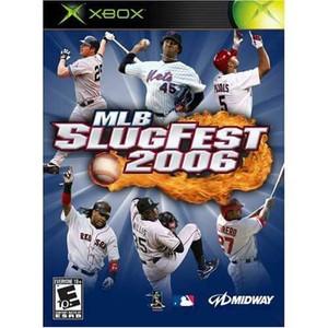 MLB SlugFest 2006 - Xbox Game