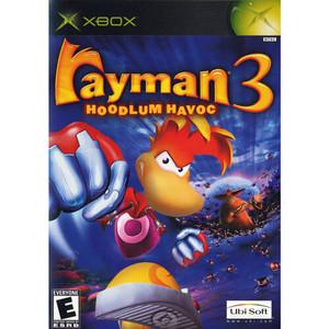 Rayman 3 Hoodlum Havoc - Xbox Game