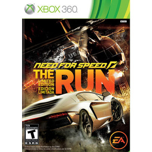 Need For Speed The Run Limited Edition - Xbox 360 Game
