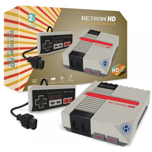Retron HD System Pak Grey - New