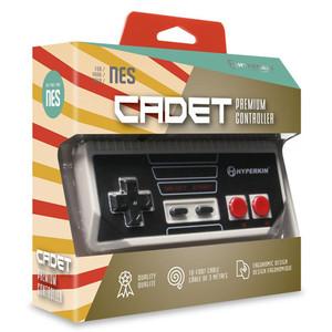 New Cadet Premium Controller in Box - Nintendo NES