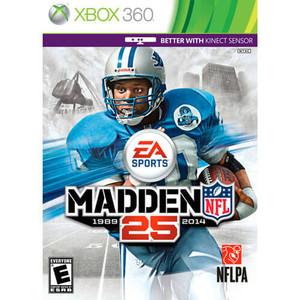 Madden NFL 25 - Xbox 360 Game