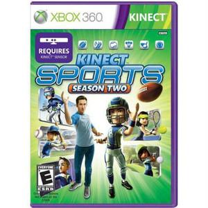 Kinect Sports Season Two - Xbox 360 Game