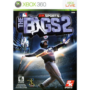 The Bigs 2 - Xbox 360 Game
