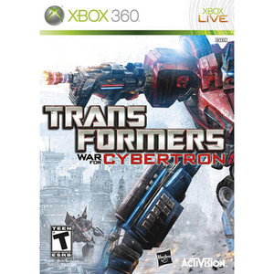 Transformers War For Cybertron - Xbox 360 Game