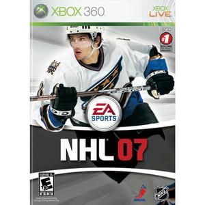 NHL 07 - Xbox 360 Game