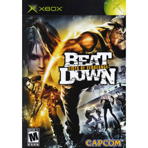 Beat Down Fists Of Vengeance - Xbox Game