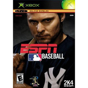ESPN Baseball 2004 - Xbox Game