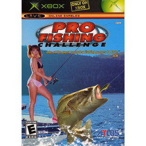 Pro Fishing Challenge - Xbox Game