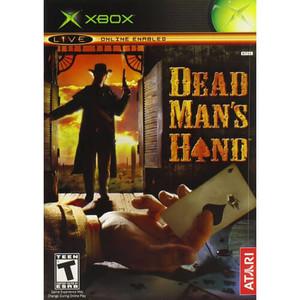 Dead Man's Hand - Xbox Game