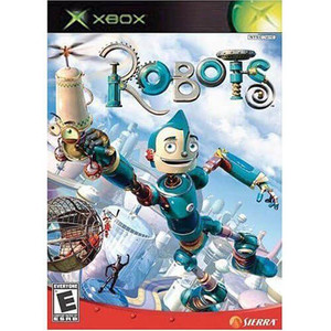 Robots - Xbox Game