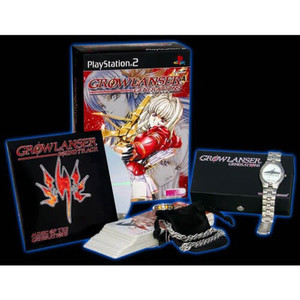 Growlanser Generations Deluxe - PS2 Game
