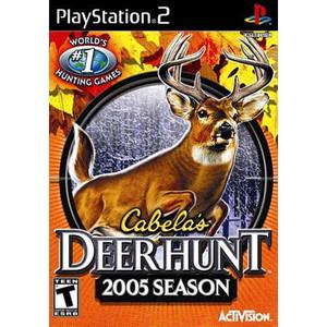 Cabela's Deer Hunt 2005 Season - PS2 Game