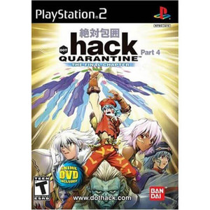 .hack Quarantine Part 4 The Final Chapter - PS2 Game