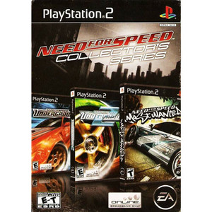 Need For Speed Collector's Series - PS2 Game