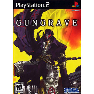 Gungrave - PS2 Game