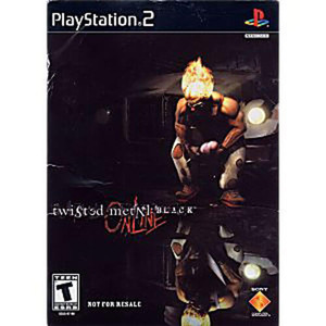 Twisted Metal Black Online - PS2 Game