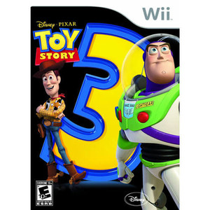 Toy Story 3 - Wii Game