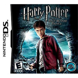 Harry Potter and The Half-Blood Prince - DS Game