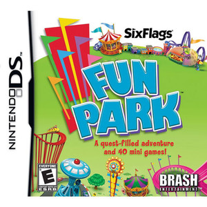 Six Flags Fun Park - DS Game