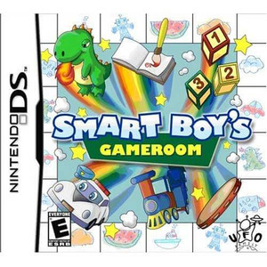 Smart Boy's Gameroom - DS Game