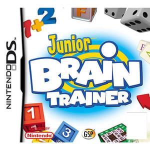 Junior Brain Trainer - DS Game