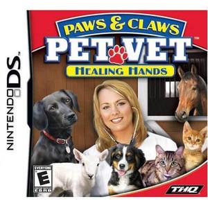 Pet Vet Healing Hands - DS Game