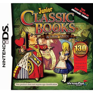 Junior Classic Books and Fairytales - DS Game