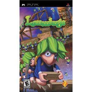 Lemmings - PSP Game
