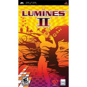 Lumines II - PSP Game