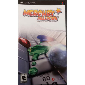 Mercury Meltdown - PSP Game