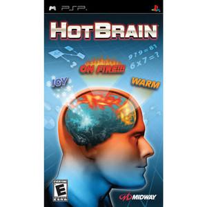 Hot Brain - PSP Game